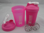 Custom Shaker Bottle With Mixing Ball