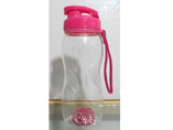 500ml PC Protein Shaker Bottle With Steel Ball