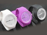 Waterproof Silicon Slap Watch