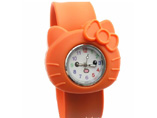 Hello kitty Silicone Slap Watch