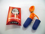 Promotional Earplugs With Cord
