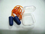 Custom Anti-noises Ear Plugs With Box