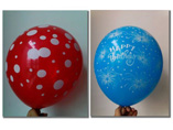 Custom Latex Balloon