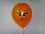 Smile Balloons Birthday Balloon