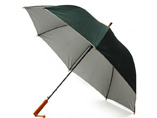 Wholesale Silver Coating Fabric Sun Umbrella
