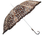Wholesale Leopard Sun Umbrella