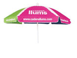 Advertising Big Sun Umbrella With Logo