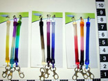 Hot Sale Colored Spiral Spring Keychain