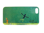 Green Cellphone Cover Personalized For Iphone5