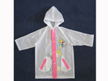 Kids Pocket Raincoat