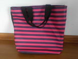 Promotional Colorful Stripe Beach Bag