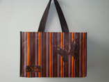 Environmental PP Woven Beach Bag