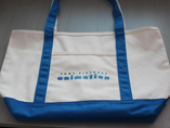 Canvas Beach Tote Shopping Bag Wholesale
