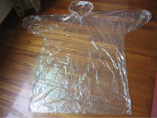 Transparent Disposable Raincoat