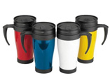 Customized Travel Mugs With Handle
