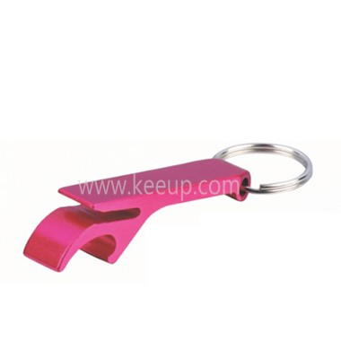 Promotional Metal Bottle Opener Keyring