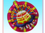 Customized Parties Auto Inflate Balloons