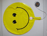 Promotional Smile Face Music Balloon