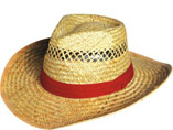 Customized Paper Straw Hats