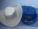 Promotional Nylon Folding Caps