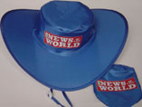 Advertising Nylon Folding Hat