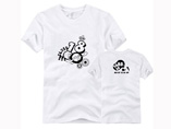 Parent-child Cotton T-shirt