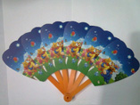Lovely Designed Plastic Fan