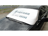 Printing PE Bubble Car Sunshade