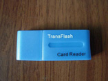 Cellphone USB TF Card Reader