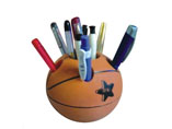 Basketball Pen Holder