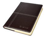 Custom High Quality Leather Memo Notebook