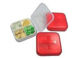 4 Case Plastic Pill Splitter