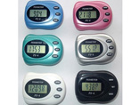Multifunction Pedometer With Timer