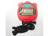 LCD Handheld Time Alarm Clock