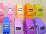 Promotional Cheap LCD Watches