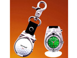 Carabiner Watch With Golf Style Case