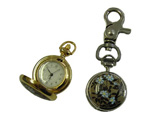 Keyring Japanese Movement Carabiner Watch