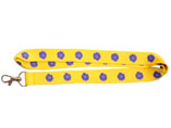 Lanyard With Silk Screen Imprint