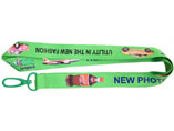Sublimation Polyester Lanyard Strap