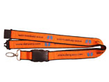 Promotion Lanyard With Safety Break