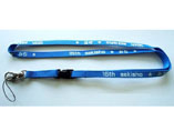 Custom Printed Neck Lanyards With Detachable Hook
