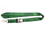 Promotional Polyester Neck Strap