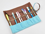 Students Canvas Pencil Case