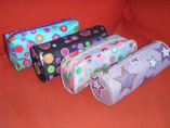 PVC Students Pencil Pouch Pen Bag