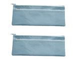 Plain Zipper Pencil Case