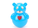 Custom Plastic Bear Coin Bank