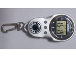 China OEM Hot Sell Digital Keychain Watch