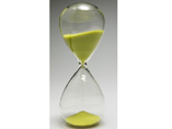 Glass Crafts Sand Timer Series