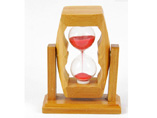 Wood Hour Glass Sand Timer