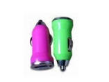 Bullet shaped USB Car Charger